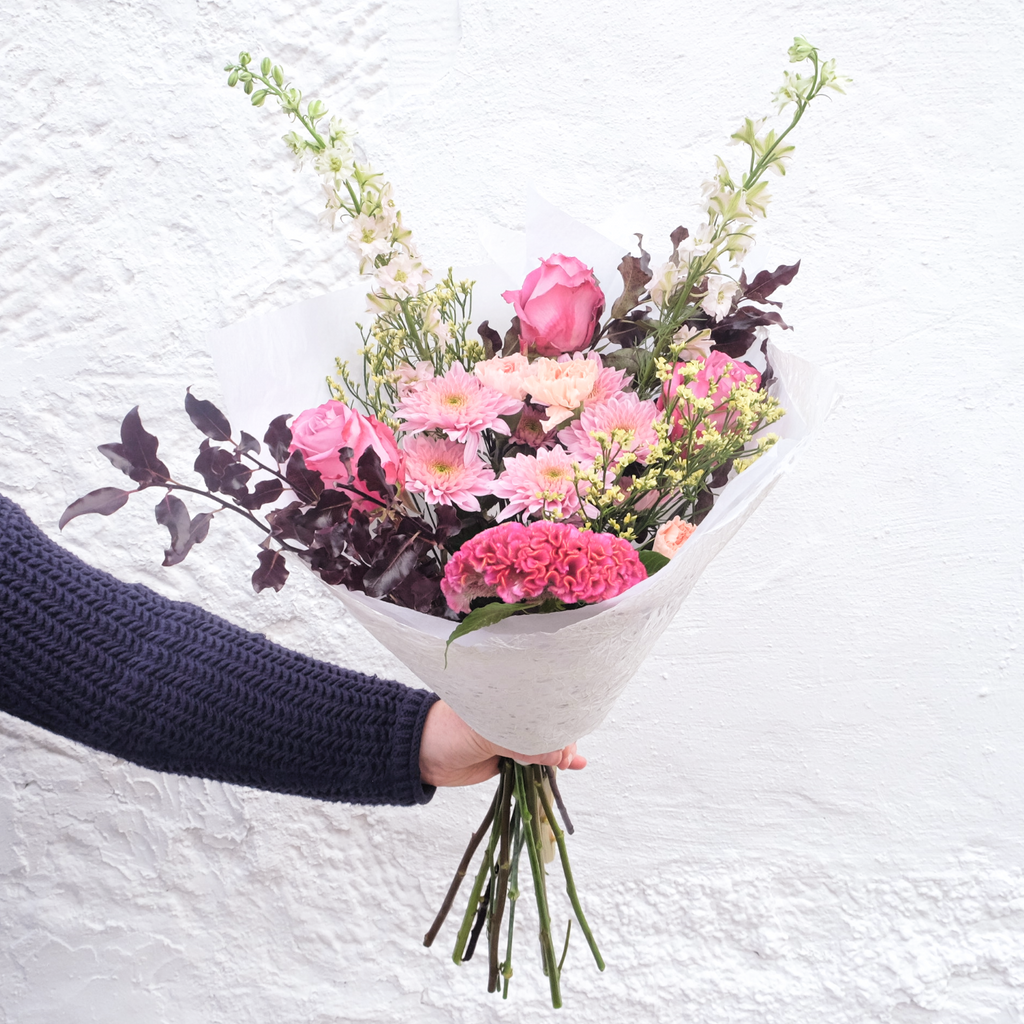 Prepaid Gift Flower Subscriptions - The Nectary - Floral Styling