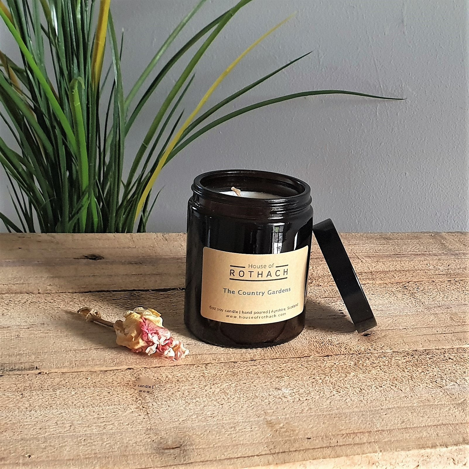 Candles - The Nectary - Floral Styling