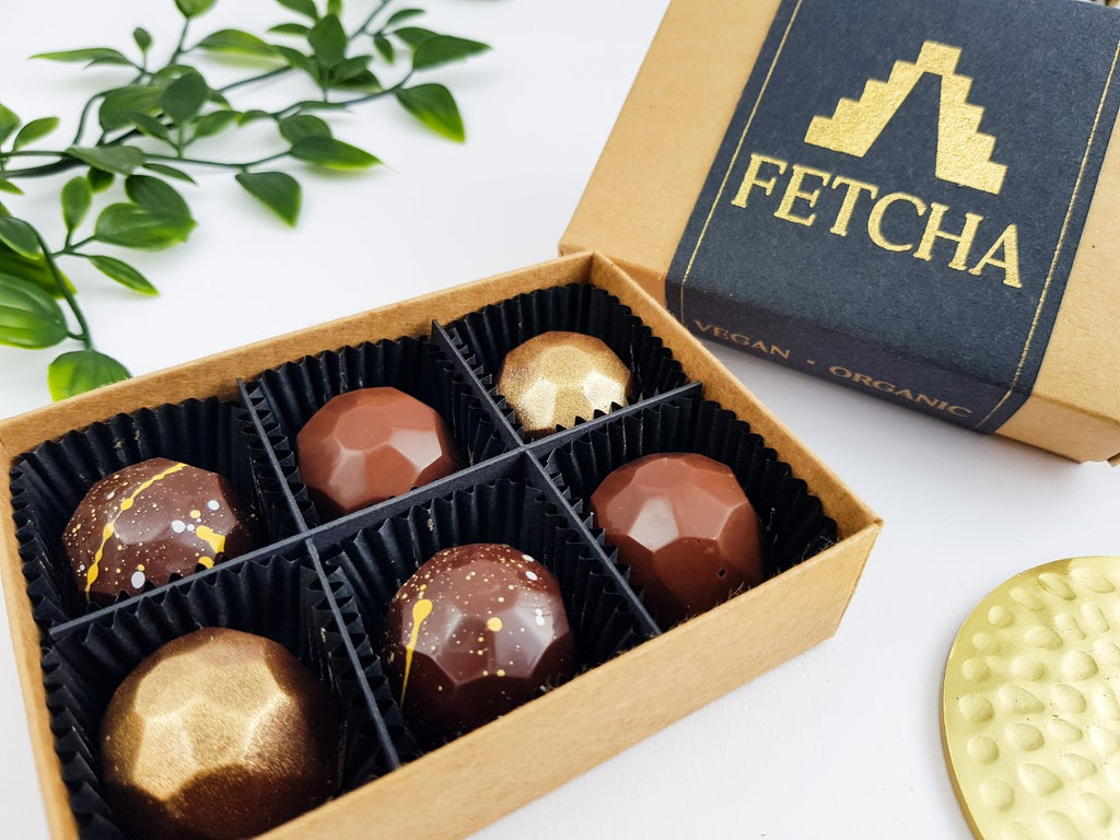 Fetcha Chocolates - The Nectary - Floral Styling