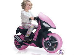 Dragon Scooter 6v Pink