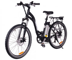X-Treme Trail Climber Step Through Lithium Powered Electric Bicycle - XB-305LI