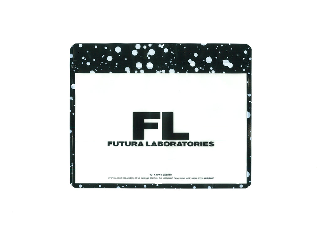 Futura Laboratories The Filler Black Splatter