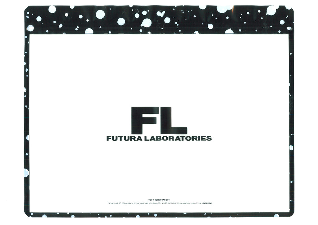 Futura Laboratories The Tech Black Splatter