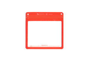 The Clandestine Frame Orange Red