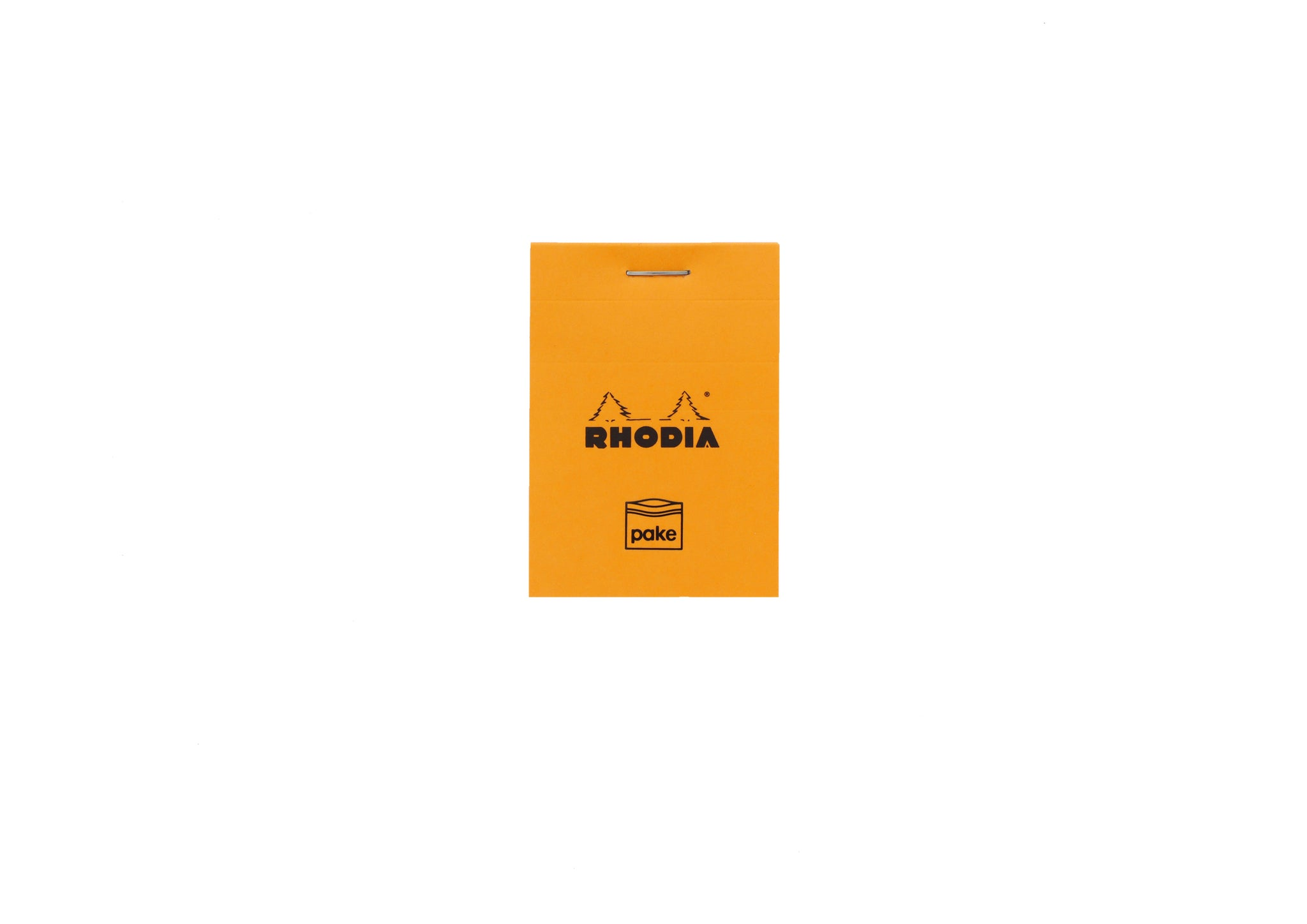 RHODIA No.10 & Pake® The Quantum Set / Orange