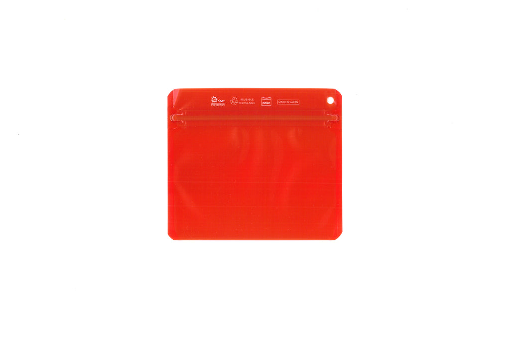 The Quantum Clear Orange Red