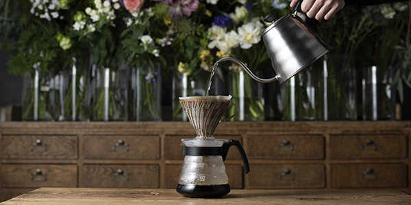 Brew at home with V60