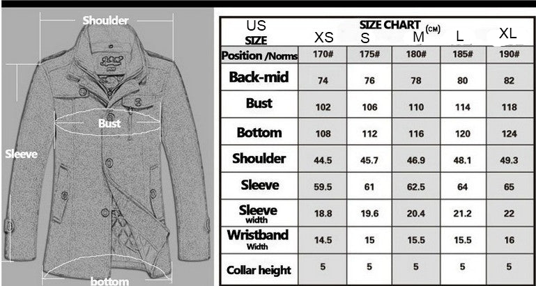 9b8f829af7ed Willstyle Men s Autumn Winter Fashion Jacket – WILLSTYLE