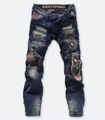 Willstyle Men's Stylish Denim Pants
