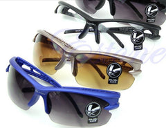 New Multi Purpose Outdoor Sunglass 5 Lenses Colors