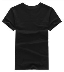 New Top Quality Men O-Neck Printed T Shirt Clothing Vod Tops