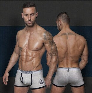 Willstyle Underwear With Pinstripes