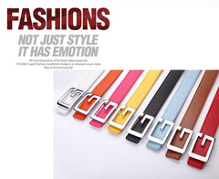 Men's Fashion Belts Multi Colors Free Shipping