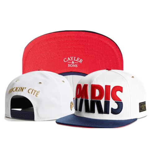 Hip Hop Cap Paris