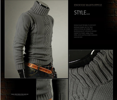 Casual Sweater Men Pullovers   Plus Size Available