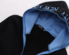 Autumn Winter New Fashion Men's Long Sleeve Hoodies