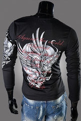 Eagle Tattoo Sweater 4 Colors Free Shipping