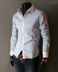 Men's Stylish Casual Shirt 5 Colors