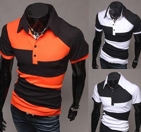 Willstyle Contrast Colors T-Shirt