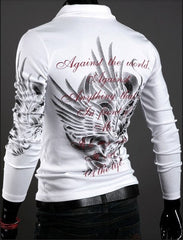Fashion New Long Sleeve Shirts Men's,Brand Quality Spring&Summer Casual Shirts