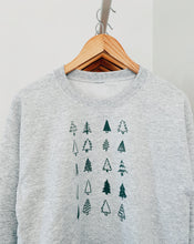 Load image into Gallery viewer, Trees Crewneck
