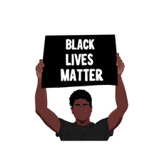 Load image into Gallery viewer, Black Lives Matter Sticker Pack