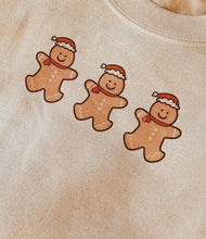 Load image into Gallery viewer, Gingerbread Men Crewneck