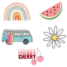 Load image into Gallery viewer, Summer Sticker Pack