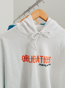 No Obligations Hoodie