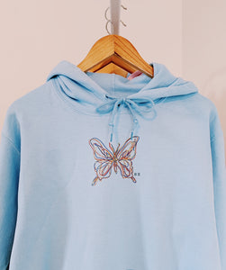 Fly Away With Me Hoodie