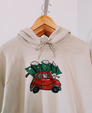 Load image into Gallery viewer, A Snowy Car Ride Hoodie