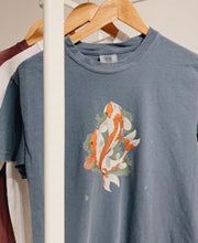 Load image into Gallery viewer, Koi Fish Tee