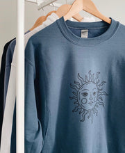 Load image into Gallery viewer, Sun & Moon Crewneck