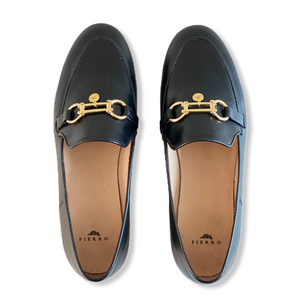 Clasic black loafers