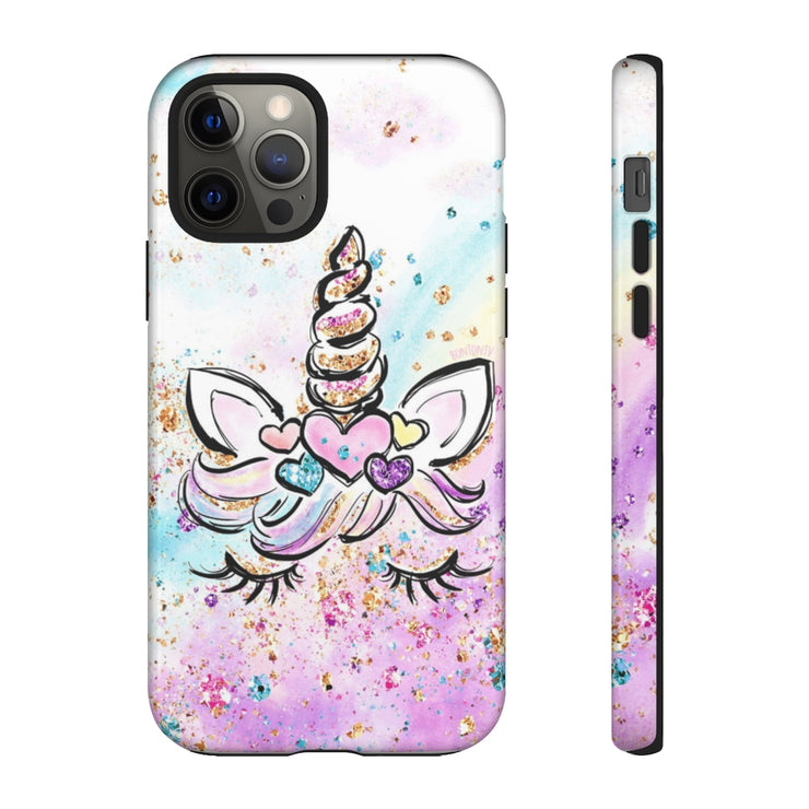 Sparkle Unicorn Case