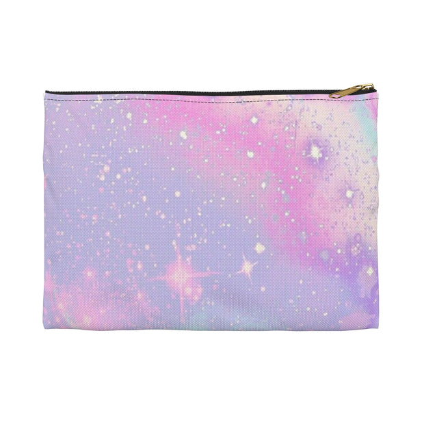 Pink & Purple Accessory Pouch