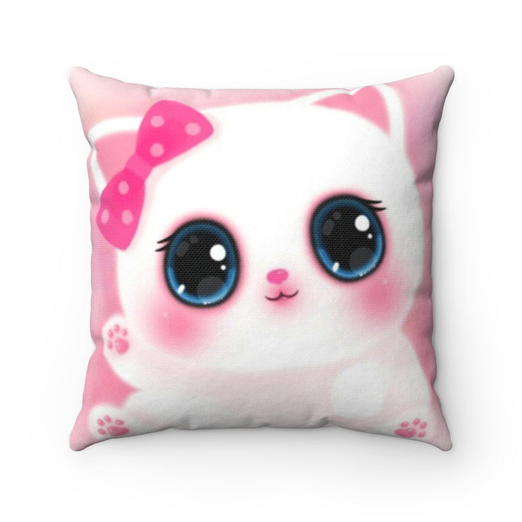 Hello Kittie Pillow