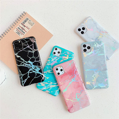 Laser Marble Cases
