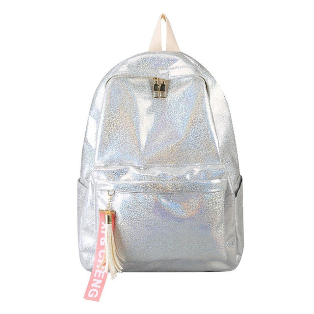 The Glitter Backpack