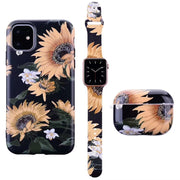 Fashion Flower iPhone Case Set