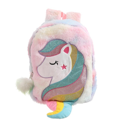 Sleepy Unicorn Backpack