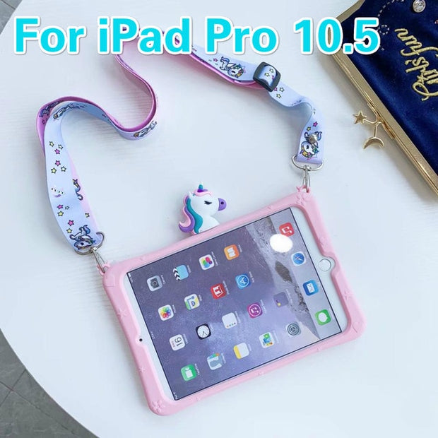 Unicorn Ipad Case