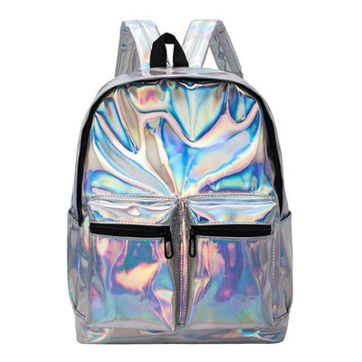 Laser Hologram Backpack