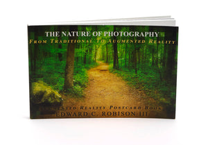 "Edward Robison ""Nature of Photography From Traditional to Augmented Reality"""