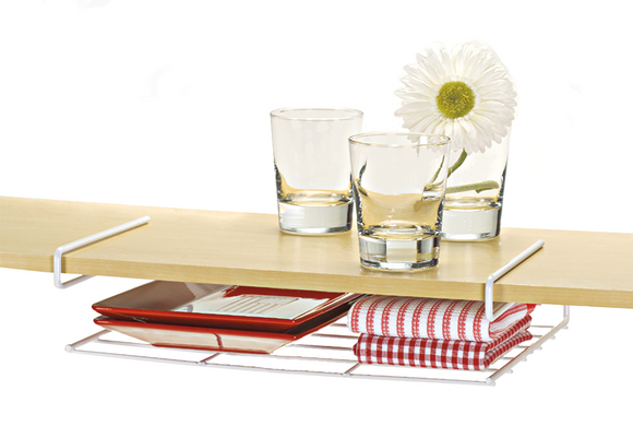 Undershelf Placemat, Platter & Tray Holder
