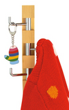 Milano Hook Vertical Rack