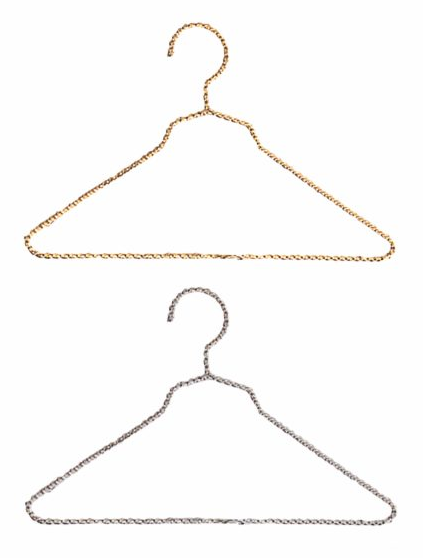 Braided Hanger