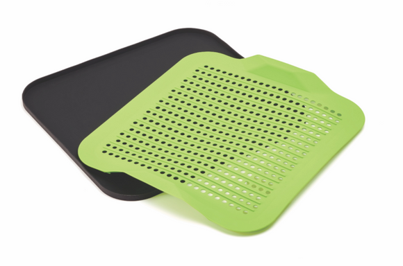 2-Piece Silicone Drying Mat