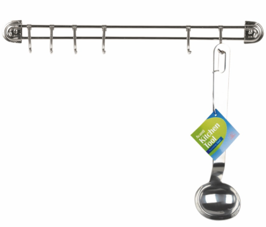 6-Hook Rack (Avanti Series)