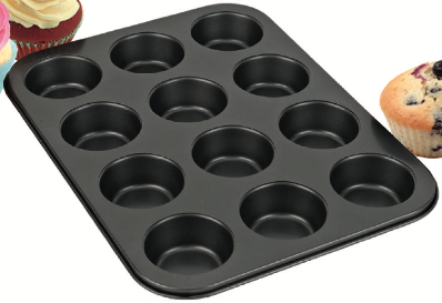 Muffin Pan (12 Cups)